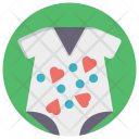 Onesie Baby Clothes Icon