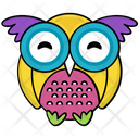 Baby Owl Icon