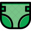 Baby pamper Icon