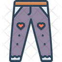 Baby Pant Pant Jeans Icon