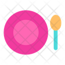 Baby Plate Icon