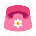 Baby potty Icon
