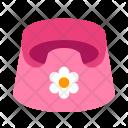 Baby Potty Icon