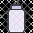 Powder Baby Bottle Icon