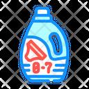 Baby Powder Talcum Powder Powder Bottle Icon