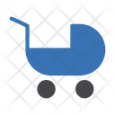 Pram Baby Carriage Icon