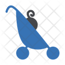 Baby Pram Pram Carriage Icon