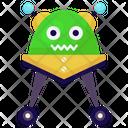 Baby Robot Icon