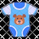 Baby Romper Icon