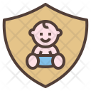 Baby safety Icon