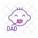 First Word Dad Icon