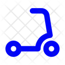 Baby Scooter Icon