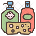 Baby Bath Sets Icon