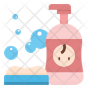 Shampoo Soap Shower Icon
