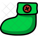 Baby Shoe Icon