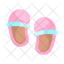 Baby Shoes Shoe Baby Icon