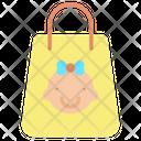 Baby Shopping Icon