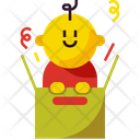 Baby Shower Baby Party Icon