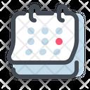 Calendar Reminder Birth Date Icon