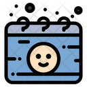 Baby Shower Day Event Function Icon