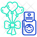 Baby Shower Elements Icon