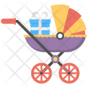 Baby Shower Gift Icon