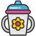 Feeder Sippy Cup Icon