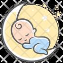 Baby Sleep Baby Sleeps Baby Icon