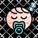 Baby Sleeping Sleeping Baby Baby Icon