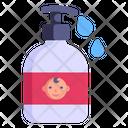 Baby Soap Icon