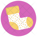 Baby Socks Stockings Icon
