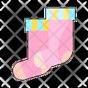 Baby Socks Socks Clothing Icon