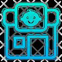 Baby Store Icon