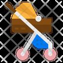 Baby Stroller Stroller Kid Icon