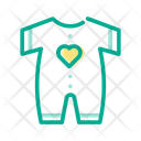 Baby suit Icon