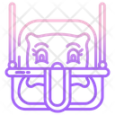Baby Swing Icon
