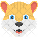 Baby Tiger Animated Icon