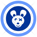Baby Toy Bear Icon