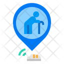 Baby Tracking Sensor Icon