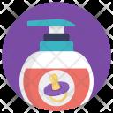 Baby Utensils Detergent Icon