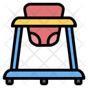 Childhood Baby Chair Baby Icon