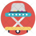 Baby Walker Playtime Icon