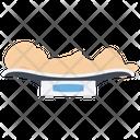 Baby Weight Weight Scale Newborn Baby Icon