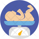 Baby Weight Icon