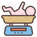 Baby weight Measure Icon