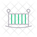 Babybed Crib Child Icon
