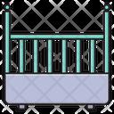 Babybed Pram Interior Icon