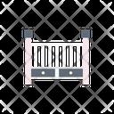 Cradle Babybed Crib Icon