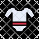 Babysuit Cloth Shirt Icon