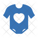 Babysuit Cloth Wear Icon